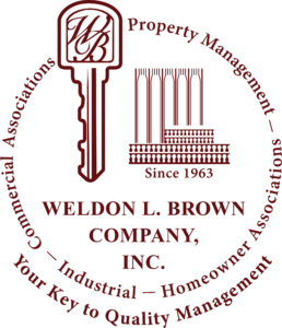 Weldon Brown Logo